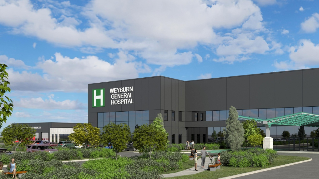 New Weyburn Health Care Facility Location Announced